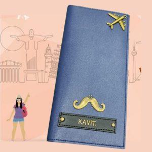 long passport cover