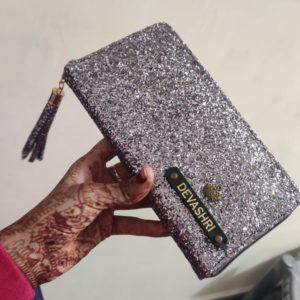 customized ladies wallet