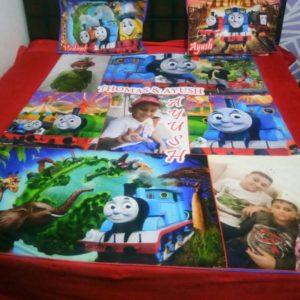 customized bedsheet