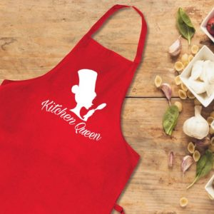Customized Aprons For Cooking