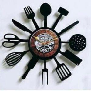Customized Clocks for kitchens & Restuarant
