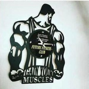 Customized Gym & Muscle Clock