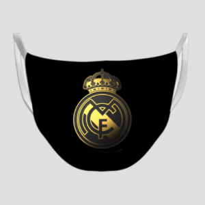 Real madrid face mask