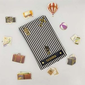 customized passport cover