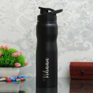 Personalised Steel Bottle