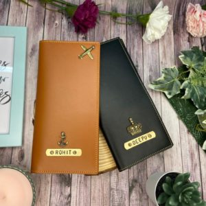 Customized Travel Wallet