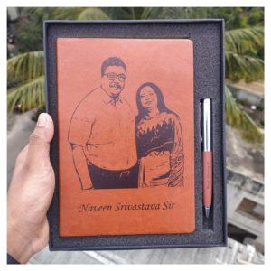 Best gift for teacher sketch diary