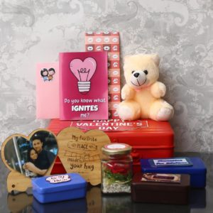 Valentine's Week Special Gift Hamper For Each Day