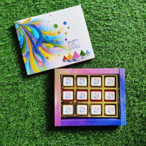 Holi Theme Assorted Chocolates