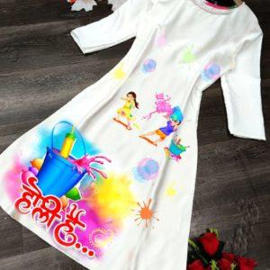 Holi Special Kurtis For Women