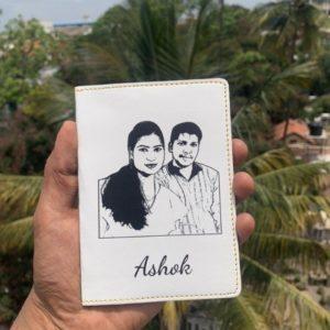 sketch passport covers