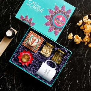 Diwali celebrate with blessing and customized gifts